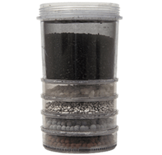 MP Mineral Cartridge Transparent