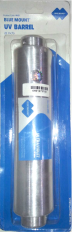 Blue Mount  Solid  Aluminium UV Barrel