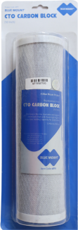 Blue Mount   Block Protector-10  Activated Carbon Block Filter
