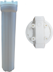Filter Housing (2.5inch 20inch Inlet outlet half inch)