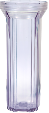 Filter Housing (2.5 inch ,10 inch) - Transparent