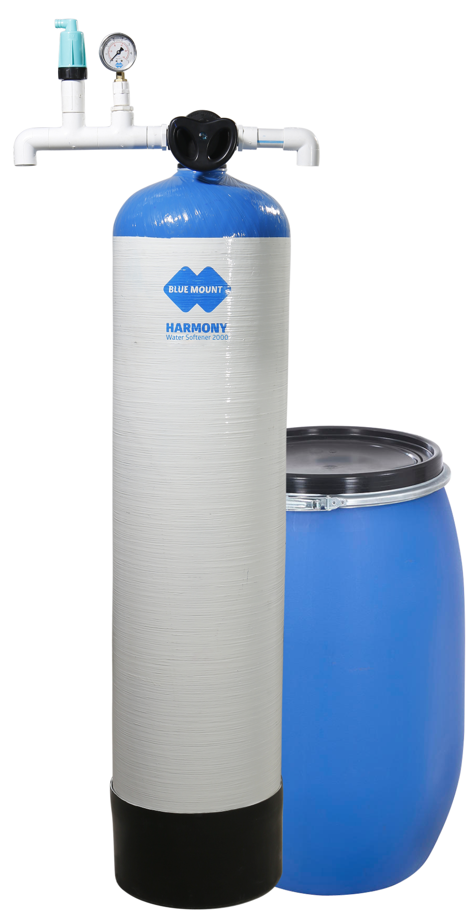 Blue Mount Harmony water softener 2000