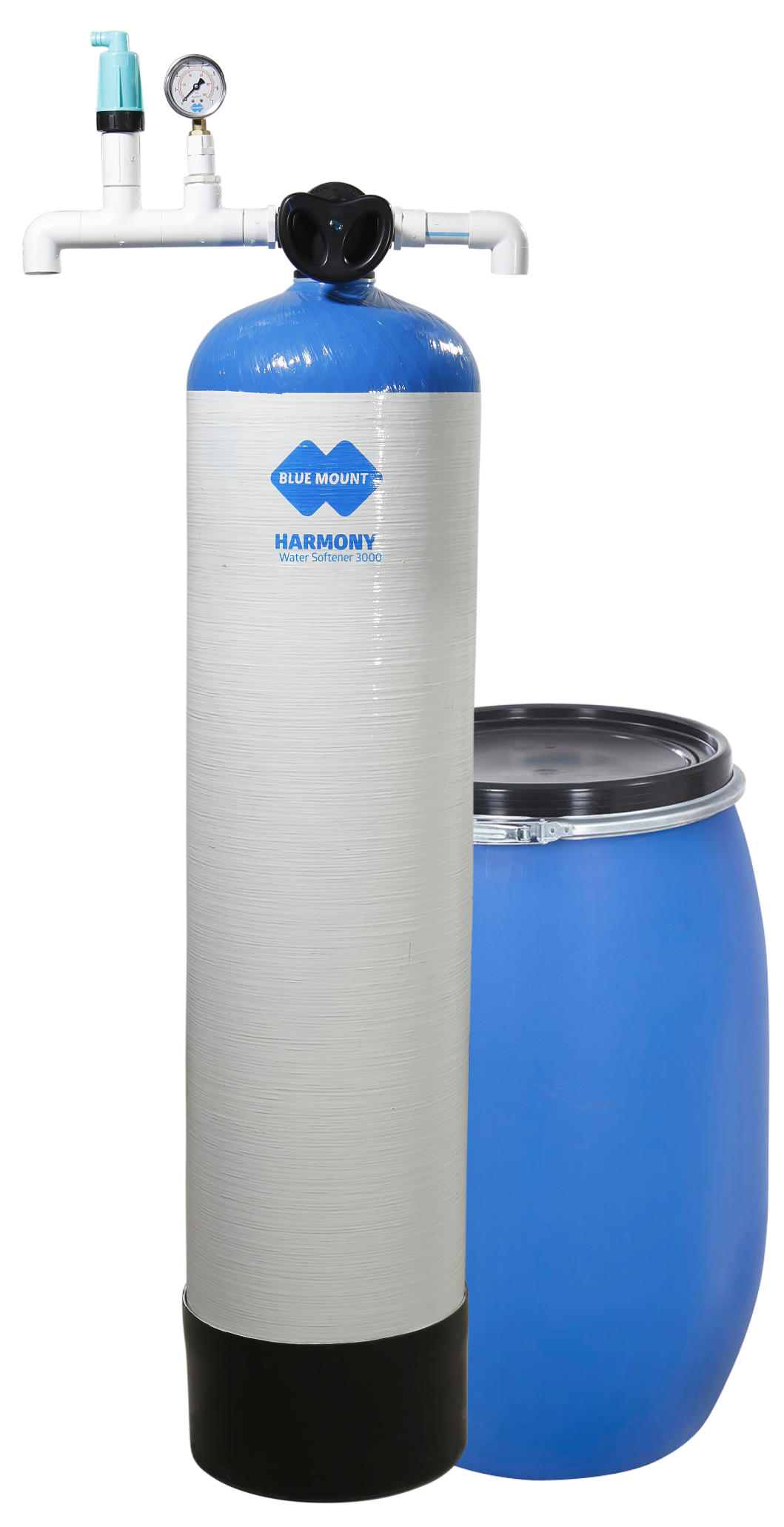 Blue Mount Harmony water softener 3000