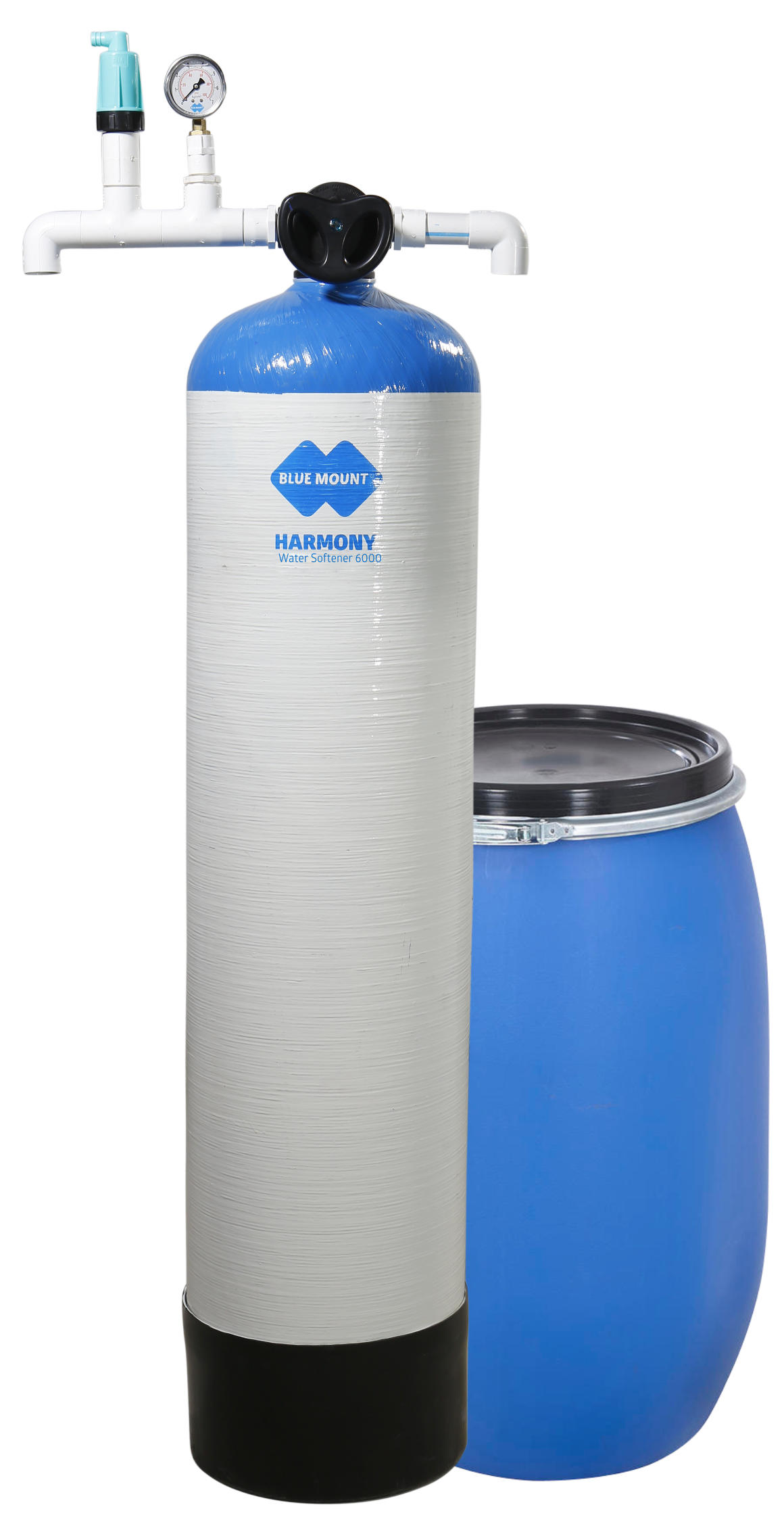 Blue Mount Harmony water softener 6000