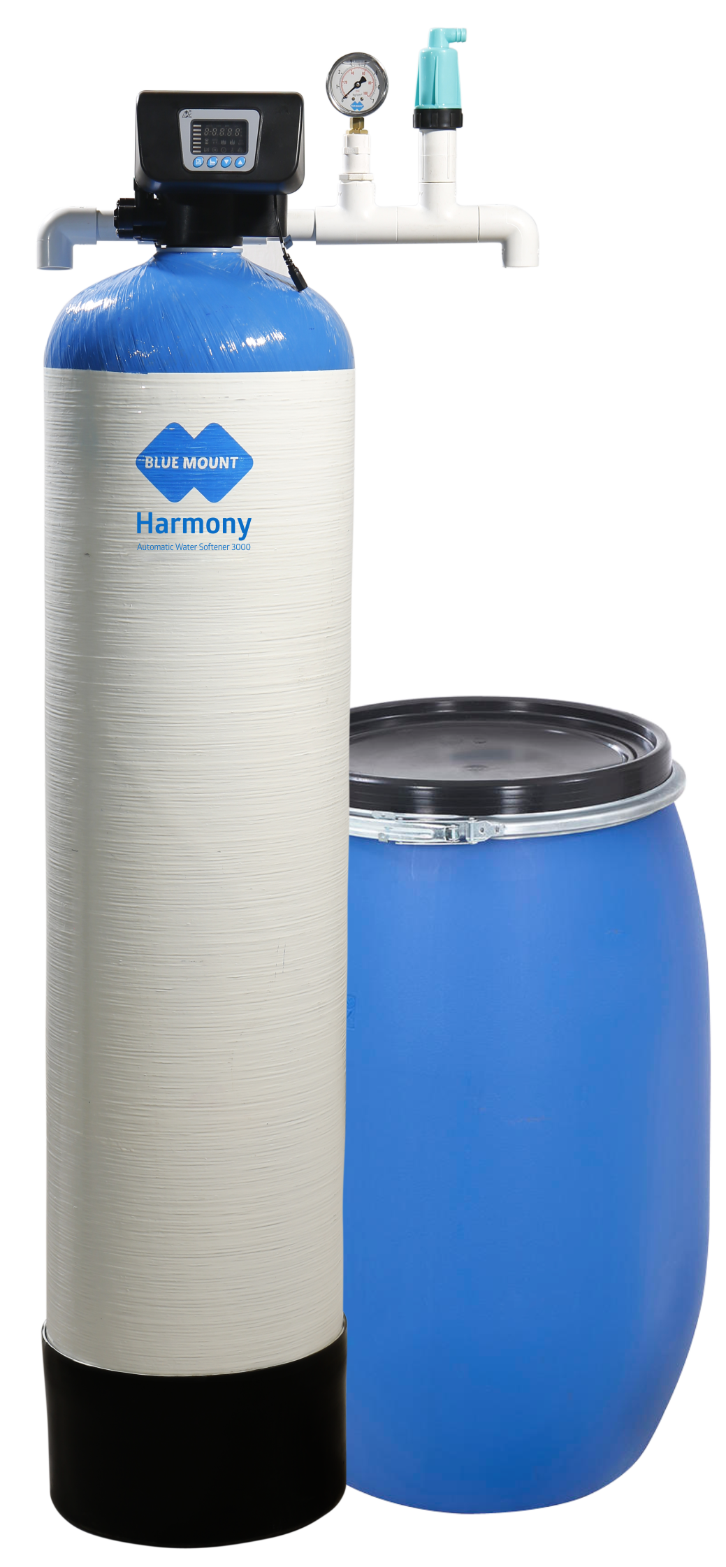 Blue Mount Harmony Automatic water softener 3000