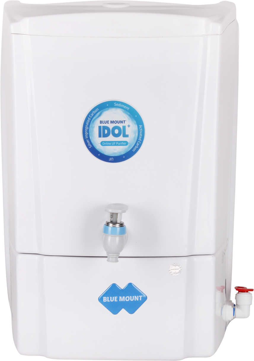 Blue Mount Idol Plus UF Gravity Non-Electrical  Water Purifier