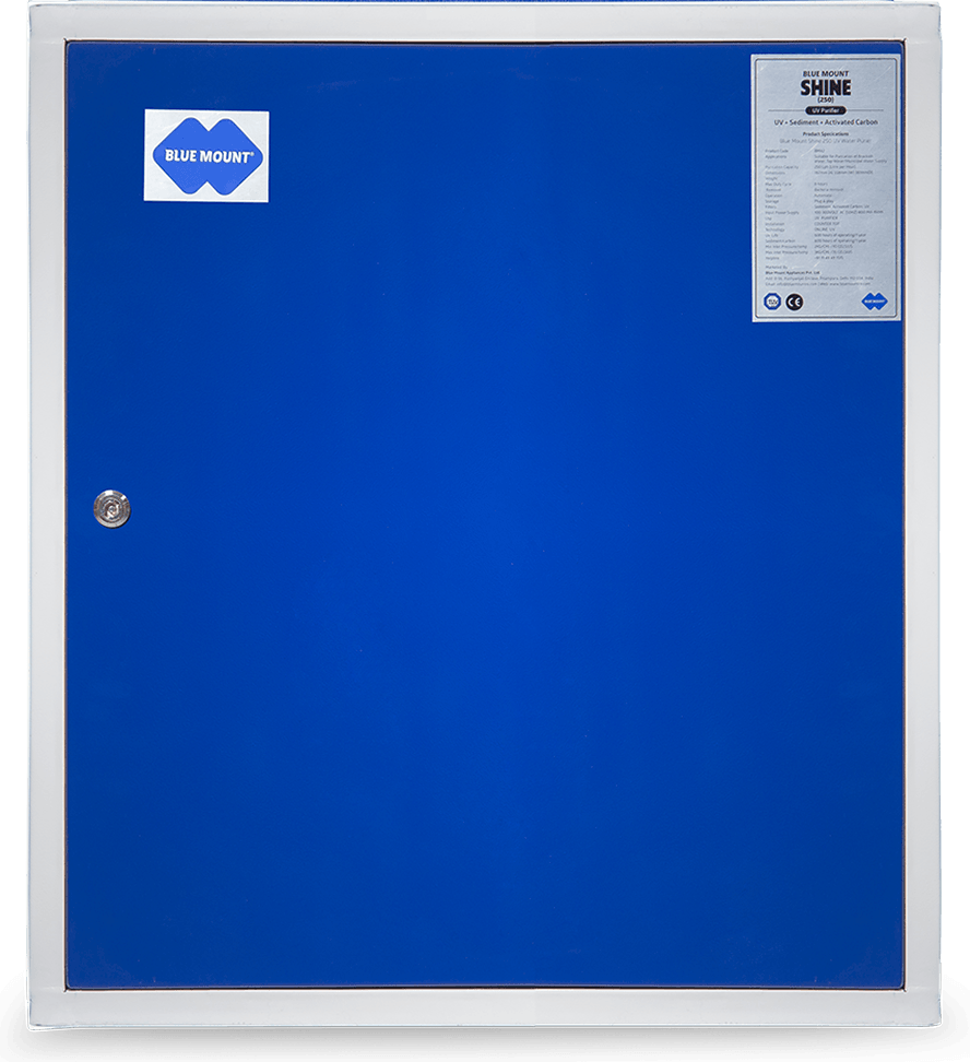 Blue Mount Shine 600 UV Water Purifier