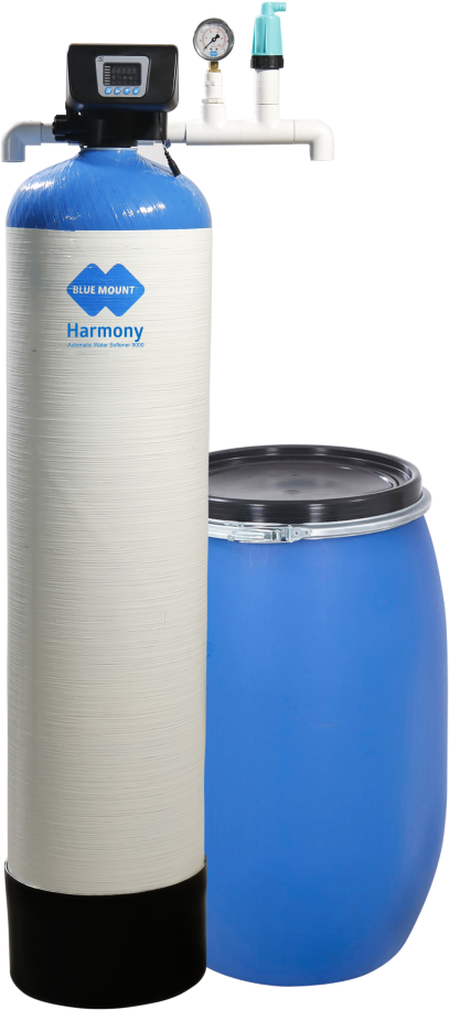 Blue Mount Harmony Automatic Water Softener 9000