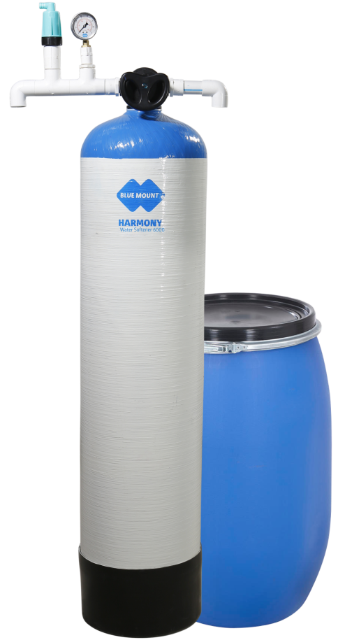 Blue Mount Harmony Water Softener 14000
