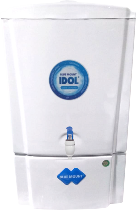 Blue Mount Idol Plus UF Non-Electrical  Water Purifier