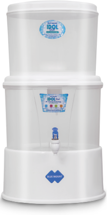 Blue Mount Idol Star UF Gravity Non-Electrical Water Purifier