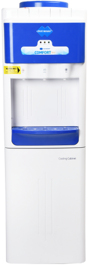 Blue Mount Comfort Gold FSR Water Dispenser