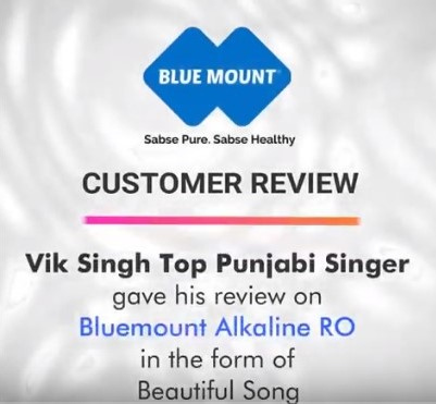 Blue Mount Customer Review Video Song A Beautiful Song by Vik Singh